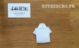 SopyezBCBG, les experts du pressing à domicile, vous offre des chemises