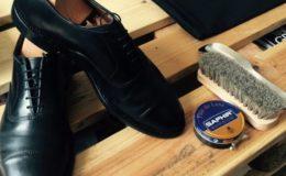 être bien dans ses souliers : entretien chaussure de ville - cordonnier à Paris