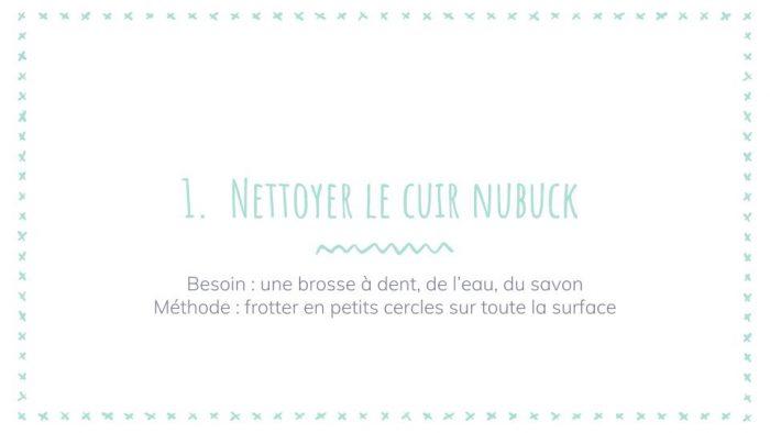 le dernier ef23d ba554 Guide d'entretien du nubuck   Le blog de soyezBCBG