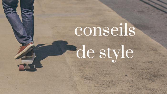 Conseils de style et tendances mode pour homme