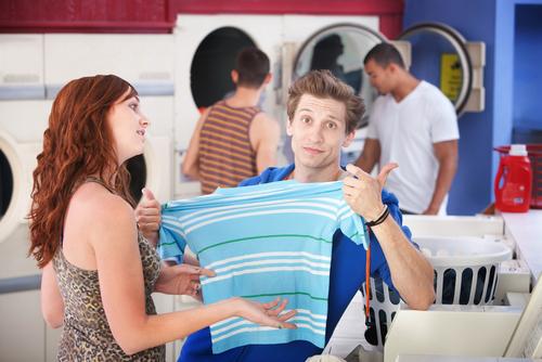 Coton rétréci au lavage